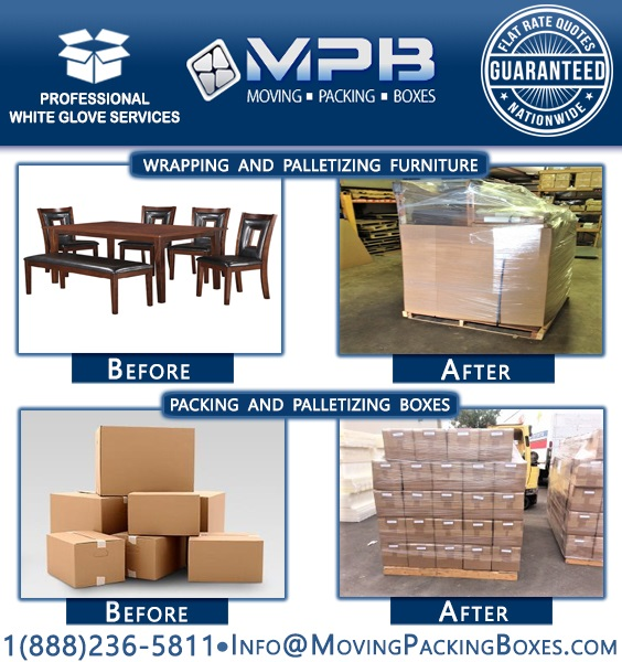 MovingPackingBoxes.com, An International Shipping Company, Has Over Ten  Years Of Experience In Moving And Shipping Pallets And Are Proud Members Of  The ...